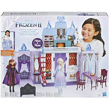 Hasbro Frozen 2 Castello base 3a+
