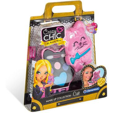 Crazy Chic Mini Trousse Gattina 6a+