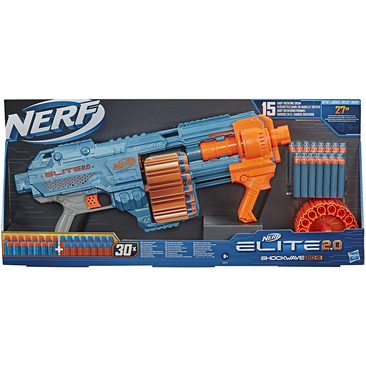 Hasbro Nerf- Nerf Elite 2.0-Shockwave RD-15