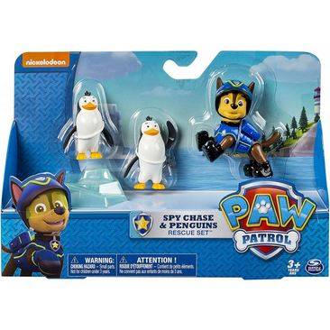 Paw Patrol Rescue Action Pup Ast 3a+