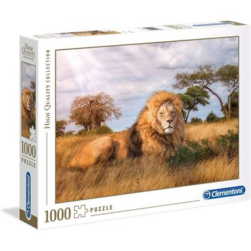 Clementoni Collection Puzzle The King 1000 pezzi