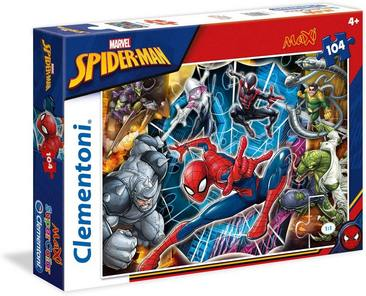 Puzzle Spiderman 3+